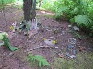 Enchanted Garden web